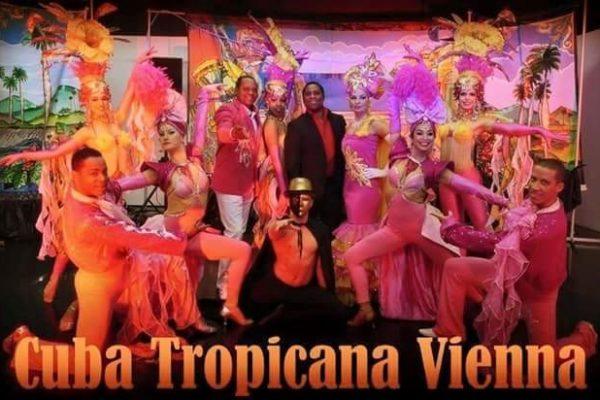 CUBA TROPICANA VIENNA SHOW