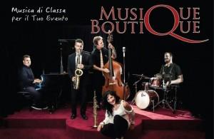 MUSIC BOUTIQUE